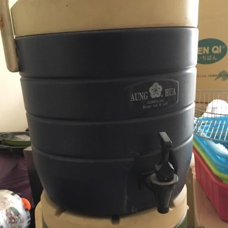 牛88 牛爸爸 飲料桶 保冰桶 保溫桶 13公升 全新 二手