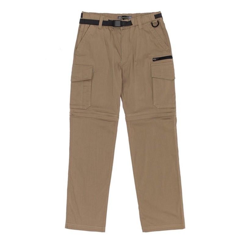 BC CLOTHING 男兩段式休閒長褲 短褲