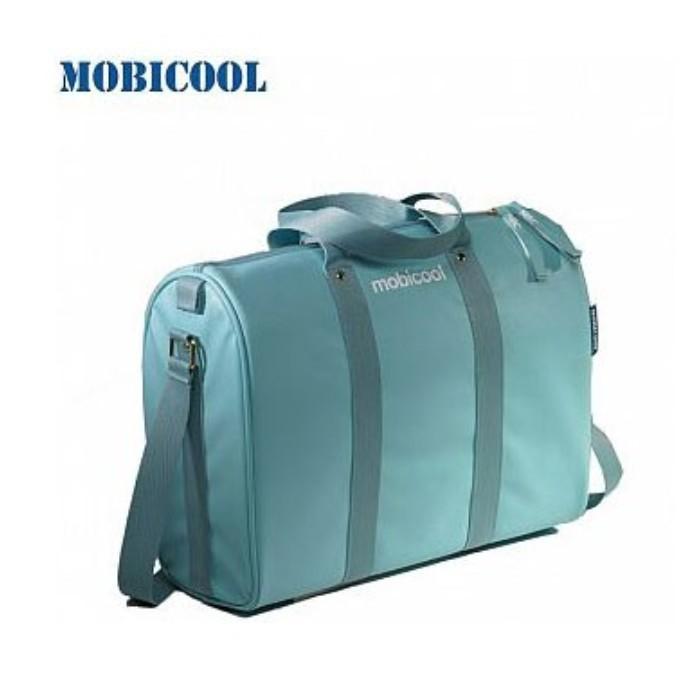 [二手] MOBICOOL ICON 10 保溫保冷 輕攜袋(藍色) 側背包