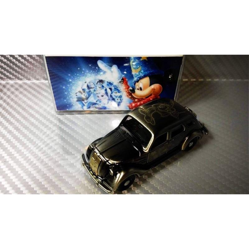 多美 精品 Tomica 米奇 髮絲紋 TOYODA model AA 迪士尼 米奇 米奇魔法師 二次創作車 二改