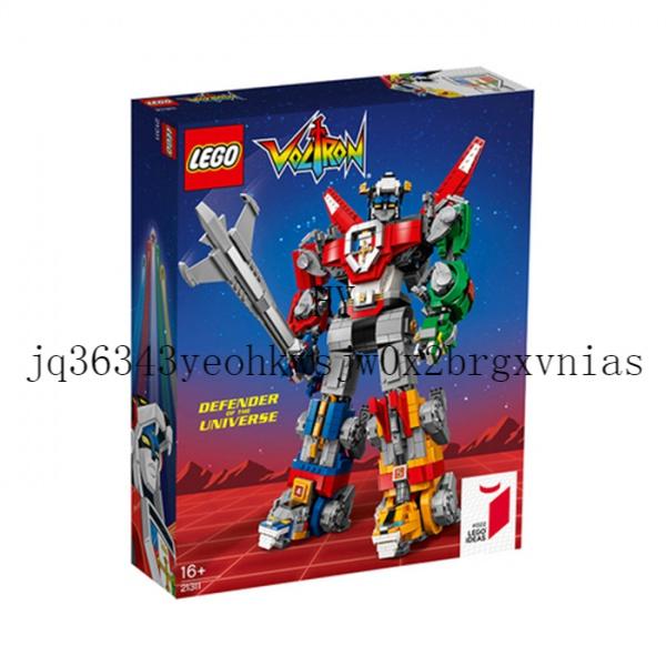 樂高LEGO 21311ideas戰神金剛百獸王 變形拼插益智積木模型玩具