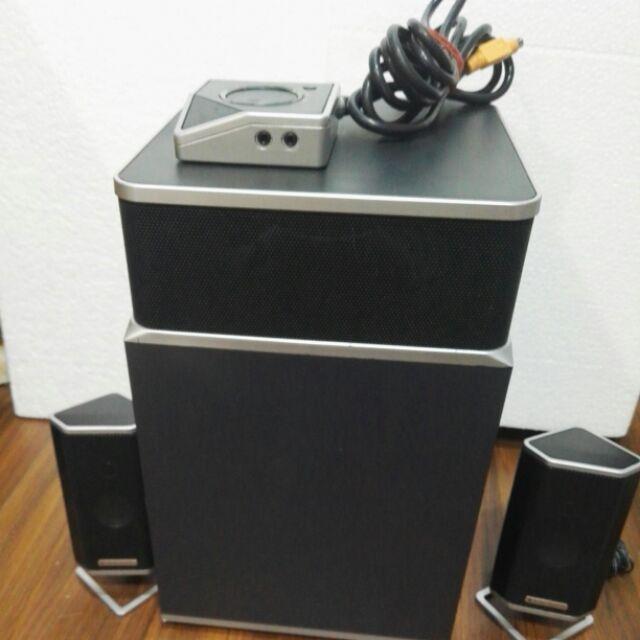 ALTEC LANSING FX4021 speaker 多媒體喇叭