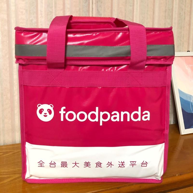 全新 Foodpanda  外送小箱(買就送foodpanda 短袖上衣)