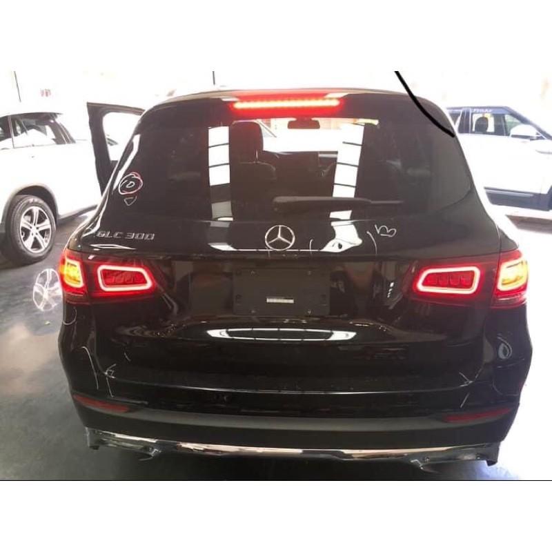 【有安裝服務】Benz賓士 2020 GLC歐規Led新款尾燈總成  X253 GLC200 GLC220 GLC300