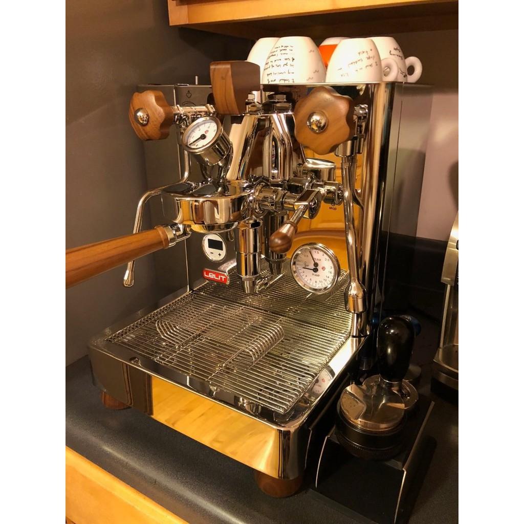 Lelit - Bianca <<台灣110V款>> PL162T 可變壓 PID 雙鍋 單孔 義式 咖啡機 半自動