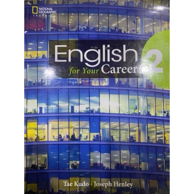 English for your career