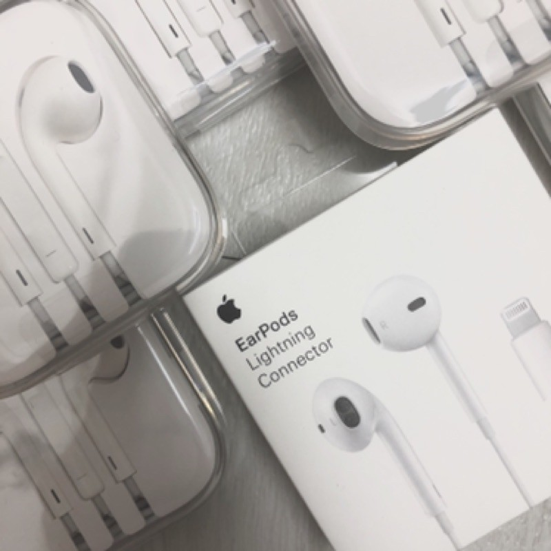 apple蘋果🍎原廠lightning 耳機