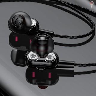 X & S 3.5mm 有線耳機降噪耳塞便攜式入耳式耳機運動耳機,  兼容 Ios Android 智能手機 Mp3 播放