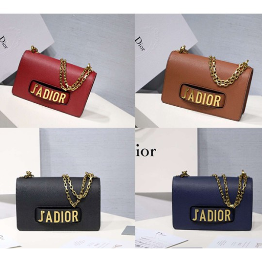 Dior迪奧 包包JADIOR 荔枝紋系列 手提包 鏈條包 斜挎包 肩背包 單肩包 郵差包手包
