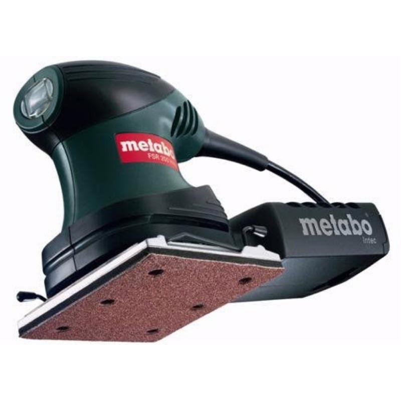 Metabo 美達寶 FSR200 FSR-200 集塵式 砂紙機 研磨機 磨砂機 散打 拋光機