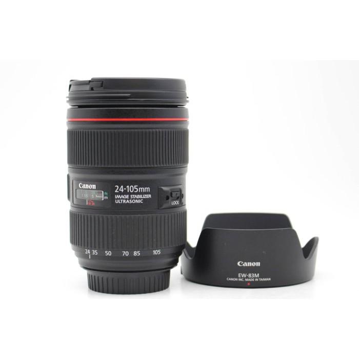 【高雄青蘋果3C】Canon EF 24-105mm f4 L IS II USM 旅遊鏡 二手鏡頭 #47479