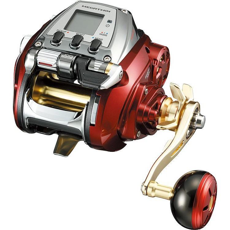 DAIWA SEABORG 500MJ 頂級款 電動捲線器 電捲 JAN編碼:210003