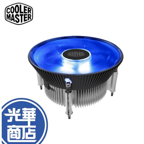 Cooler Master 酷碼 i70C CPU散熱器 (LGA1156/1155/1151/1150) 強化背板