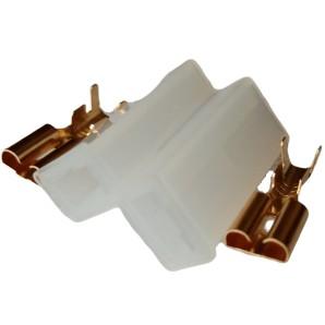 2P 方向燈繼電器插頭 方向燈閃光器插頭 方向燈閃爍器插頭 方向燈繼電器接頭 方向燈閃光器接頭 方向燈閃爍器接頭 2P