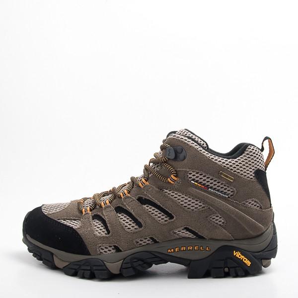 MERRELL  MOAB MID GORE-TEX 男多功能高筒登山健行鞋 ML86901