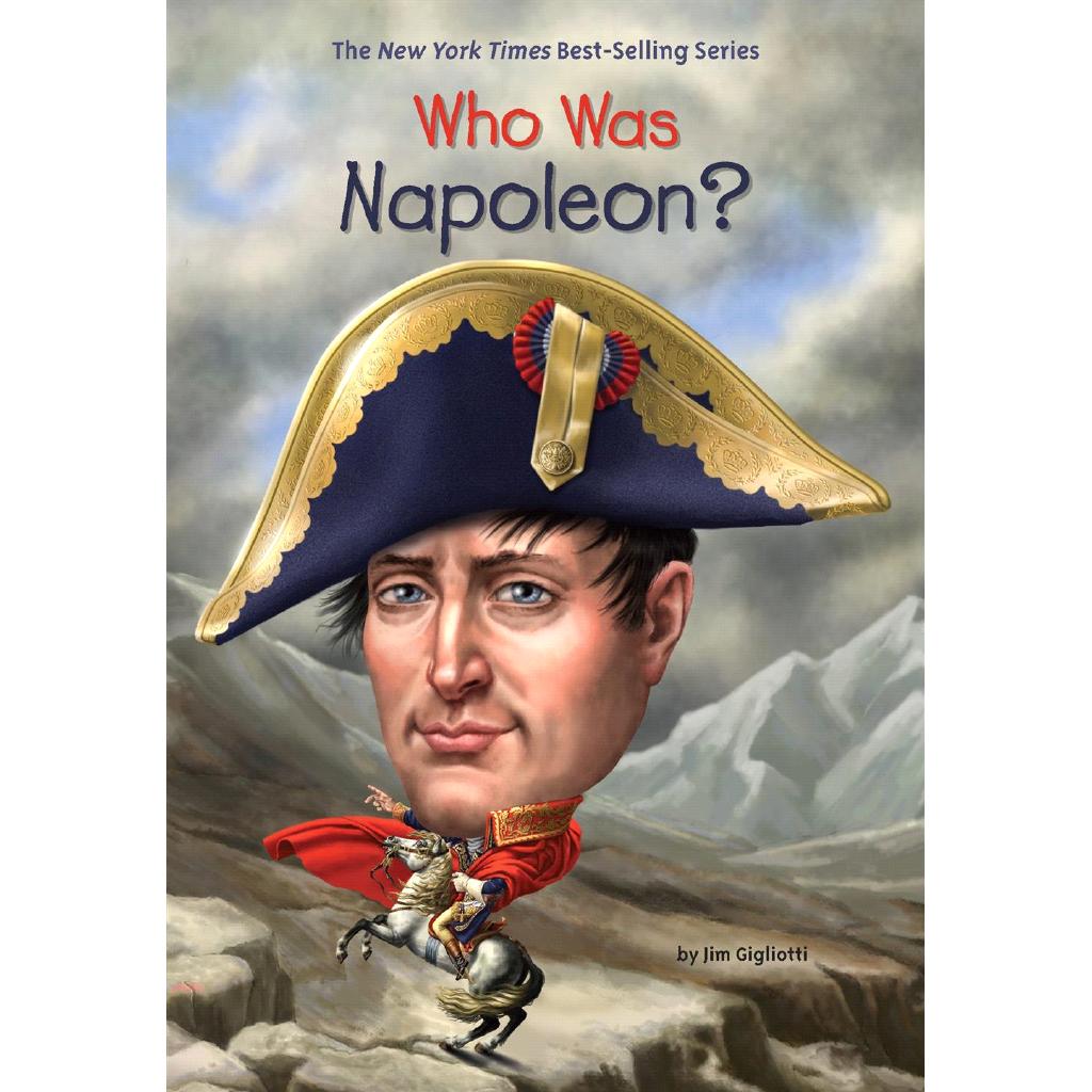 Who Was Napoleon?【三民網路書店】[75折]