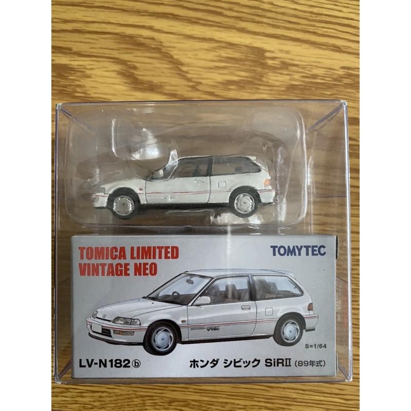 Tomytec LV-N182 Honda civic SiR-II EF