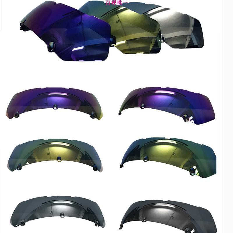 Masei正品個性摩托車頭盔男女610鋼鐵俠彩色太陽鏡片 百裡挑一