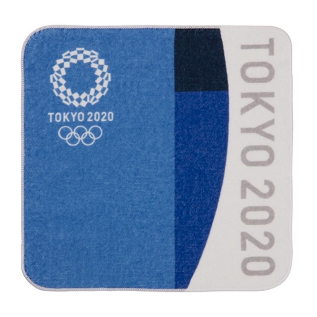 東京奧運紀念品 手帕 小方巾[預購]
