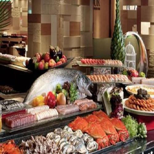 台北漢來海港餐廳敦化店平日午餐券(全台通用)