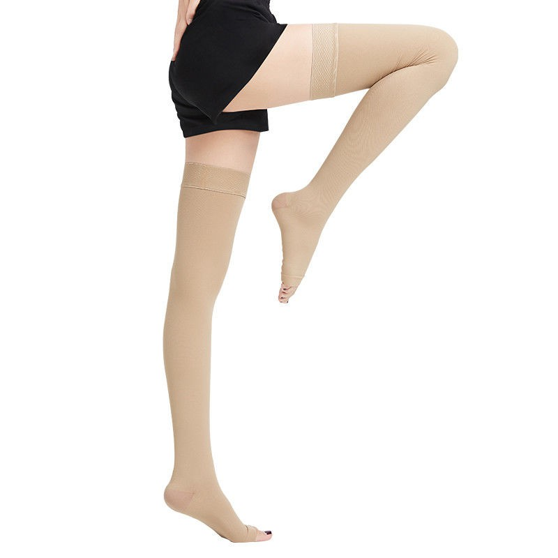 【靜脈曲張彈力襪】舒爾美醫用防靜脈曲張彈力襪子輔助治療醫療型男護款女薄款彈性祙