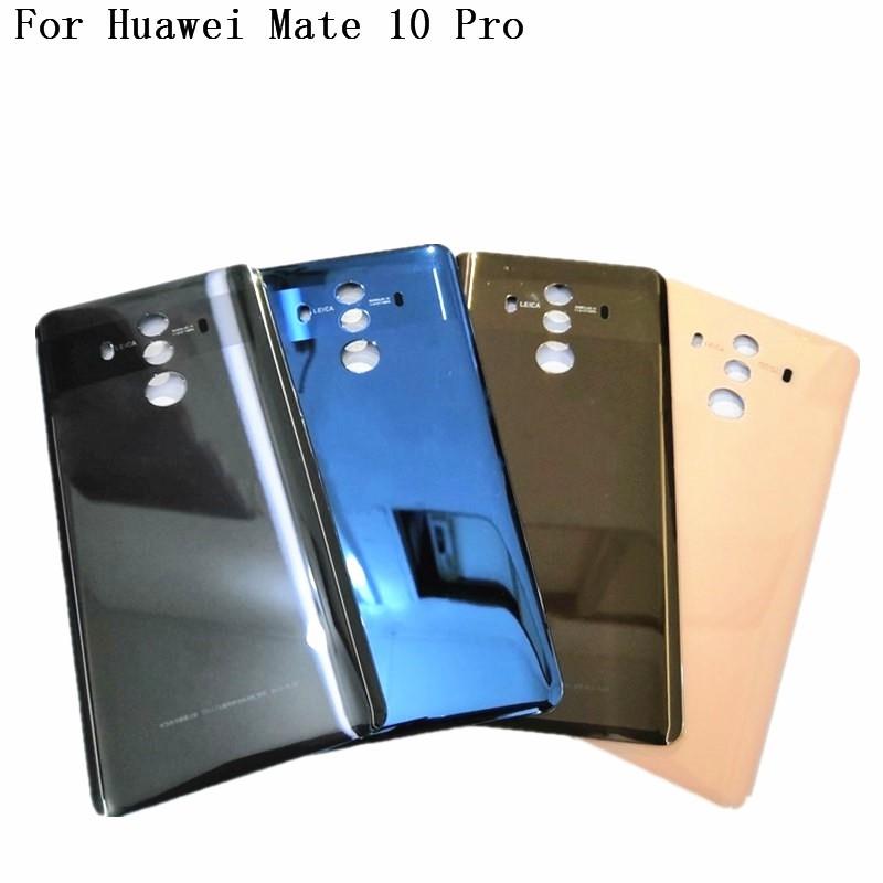 適用於華為 Mate 10 Pro 玻璃電池蓋更換