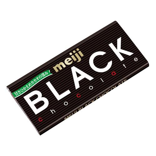 明治黑巧克力50g【愛買】