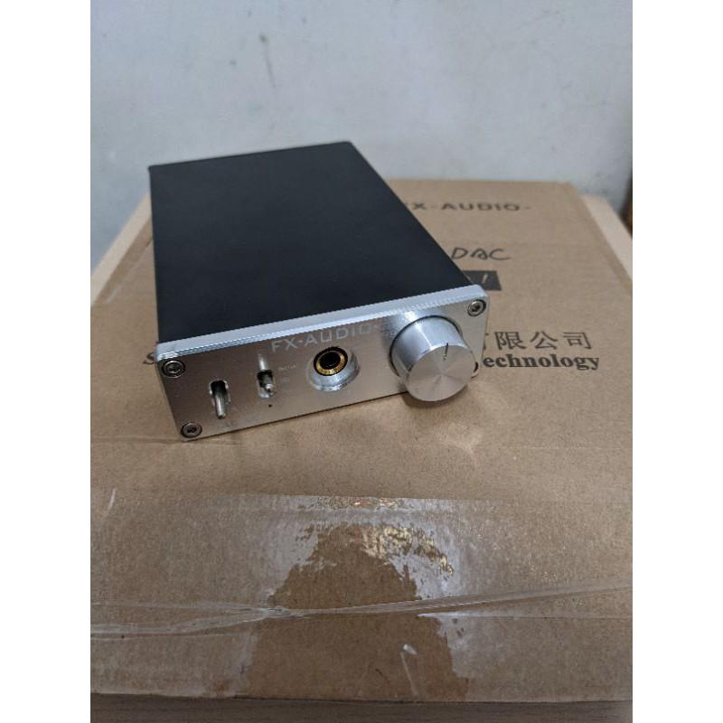 飛想Fx audio DAC X6  一體式耳機擴大機