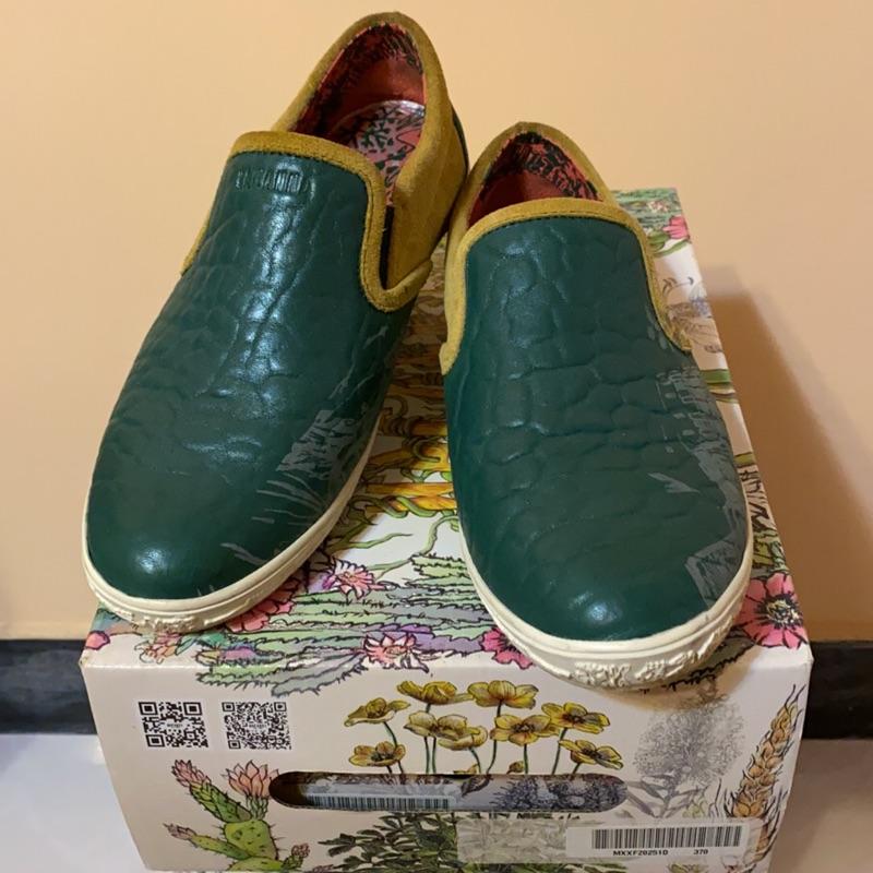 二手⭕️麥坎納MACANNA包鞋 US:7