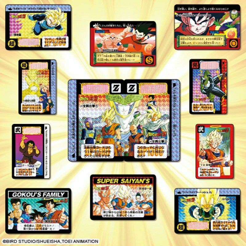 七龍珠 超 龍珠英雄 carddass 萬變卡 閃卡 復刻13-16彈 本彈 戰鬥卡 premium set vol 4