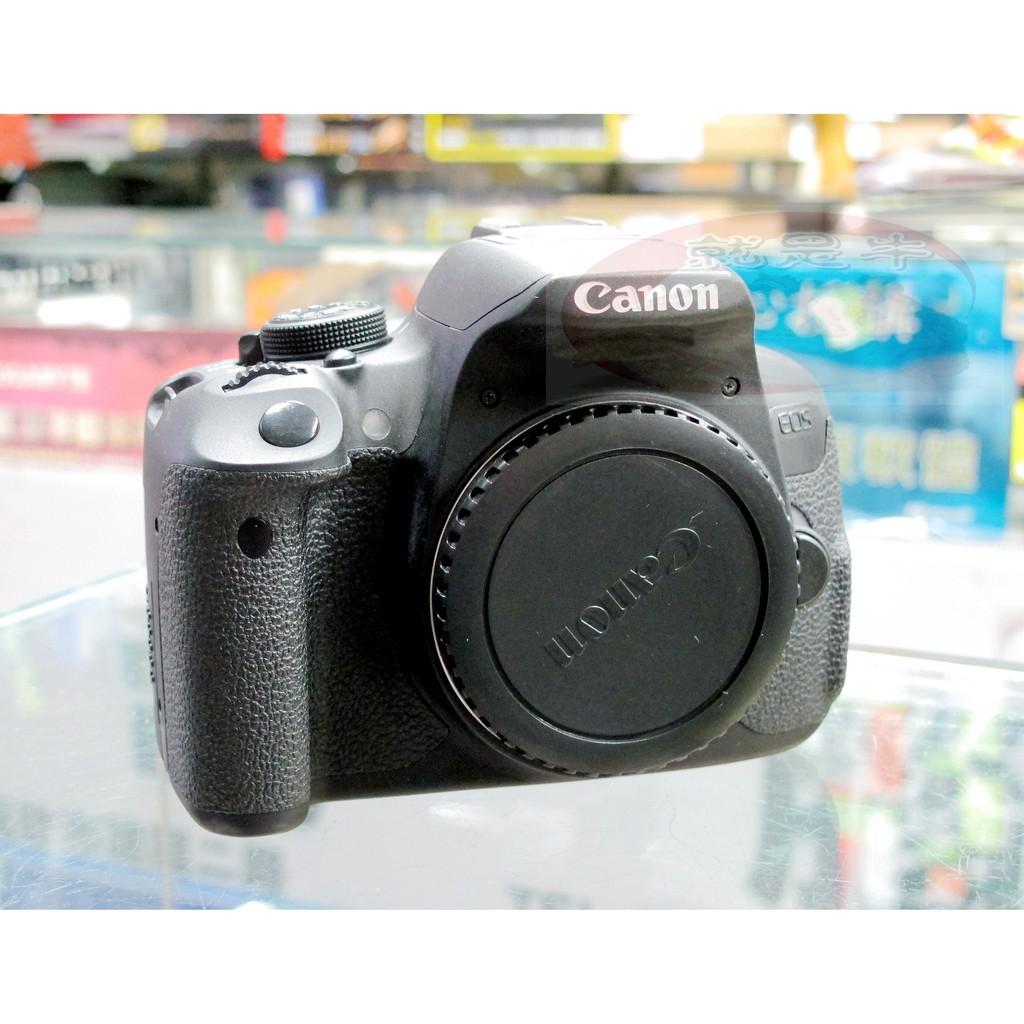 小牛蛙數位 佳能 CANON 700D 機身 二手 相機 二手相機 單眼相機