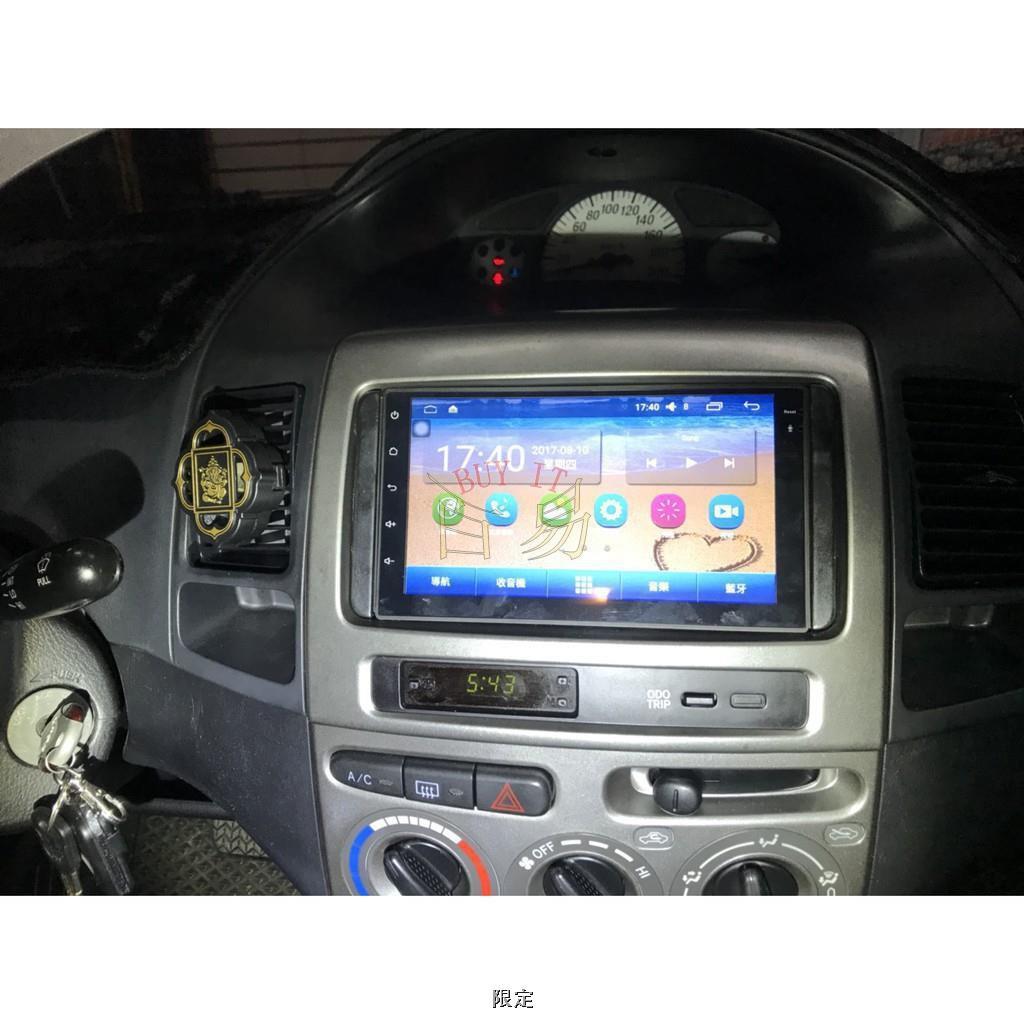 豐田/TOYOTA VIOS 7吋汽車音響安卓主機 觸控螢幕 衛星導航2021