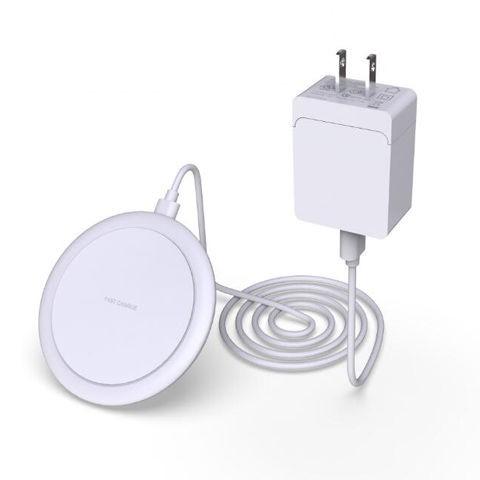 #新品爆款#適用于LG Velvet無線充電器V50手機快充V30 V40 G7 G8桌面充Wing