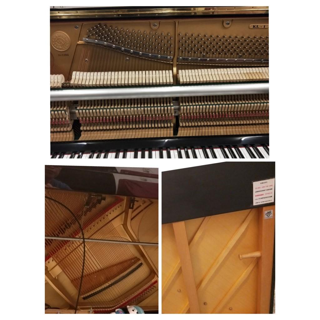 田田樂器-YAMAHA山葉鋼琴 U1黑色、U3原木色、U30原木色、另有kawai kl-1 二手鋼琴 中古鋼琴