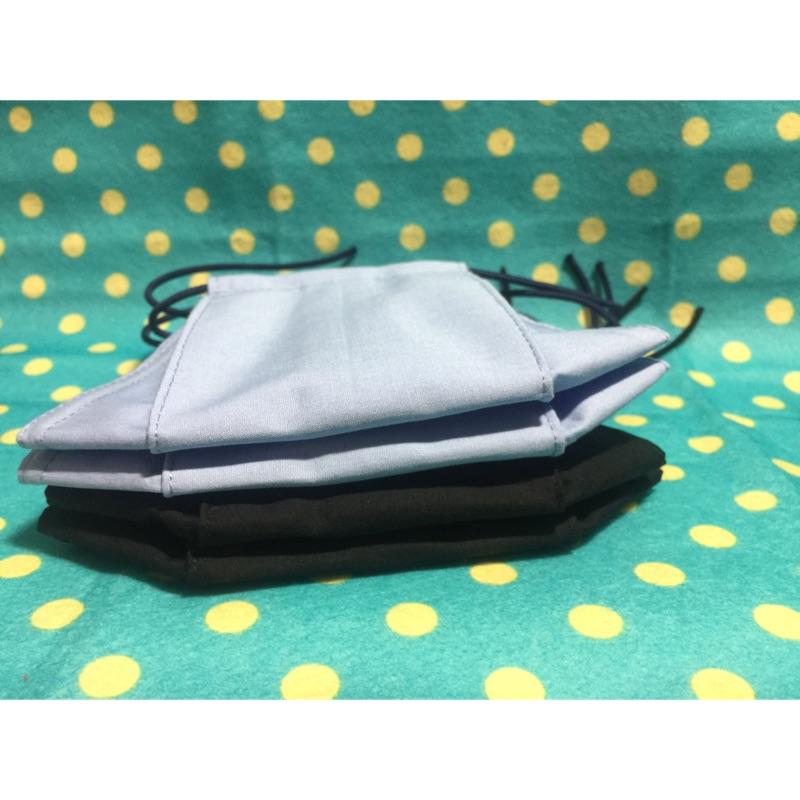 棉手作 立體舟型口罩 KF94款 預購款#可塞濾材口罩