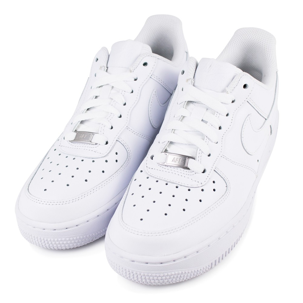 NIKE-WMNS AIR FORCE 1 07 LE女休閒鞋315115112-白