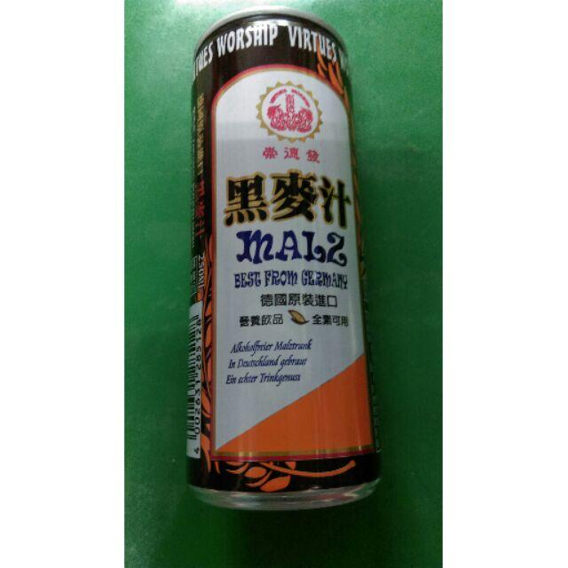 崇德發 黑麥汁250ml