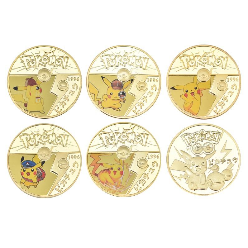🌈✨✨奧運紀念幣【寶可夢奧運限定!】運動會 東京奧運會 東京寶貝皮卡丘周邊奧運神奇精靈會 寵物小硬幣2020紀念幣動漫