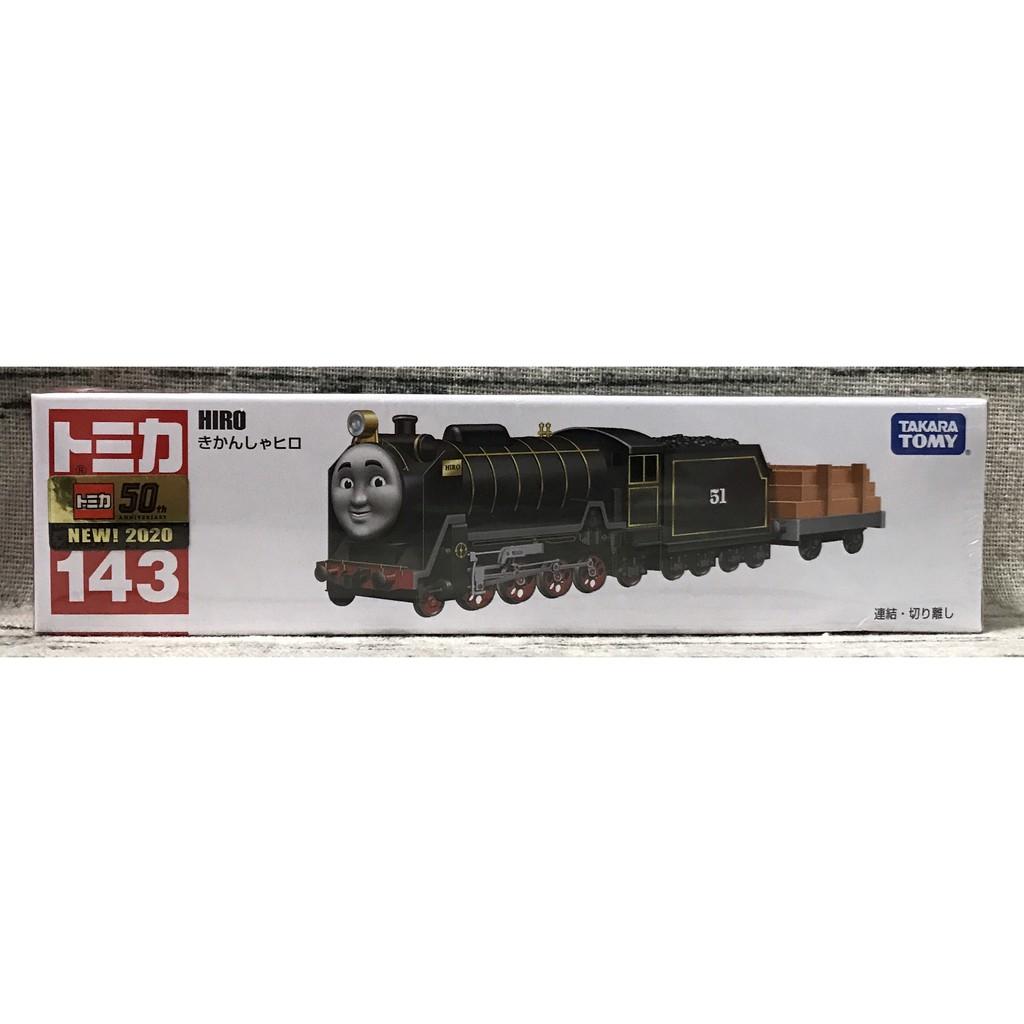 《GTS》TOMICA 多美小車 NO143 機關車 HIRO 143604