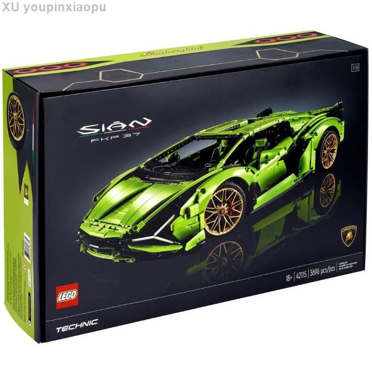 樂高 LEGO 42115 盒況隨機 全新未拆 Technic 科技 藍寶堅尼 盒組 #902