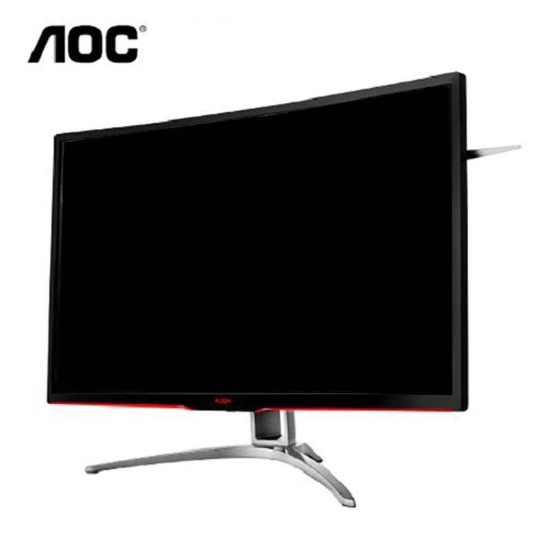 AOC AG322QCX 2K 32吋 曲面螢幕 電競液晶顯示器 2560X1440/VA面板/144HZ 廠商直送