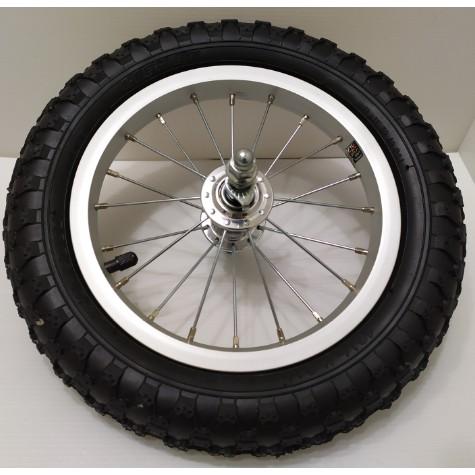 台灣製造12吋腳踏車 滑步車 打氣胎 充氣胎 划步車/單車/兒童腳踏車/自行車/strider滑步車可直接更換
