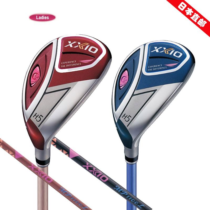 日本代購正品XXIO MP1100女士鐵木桿小雞腿XX10高爾夫球桿混合桿