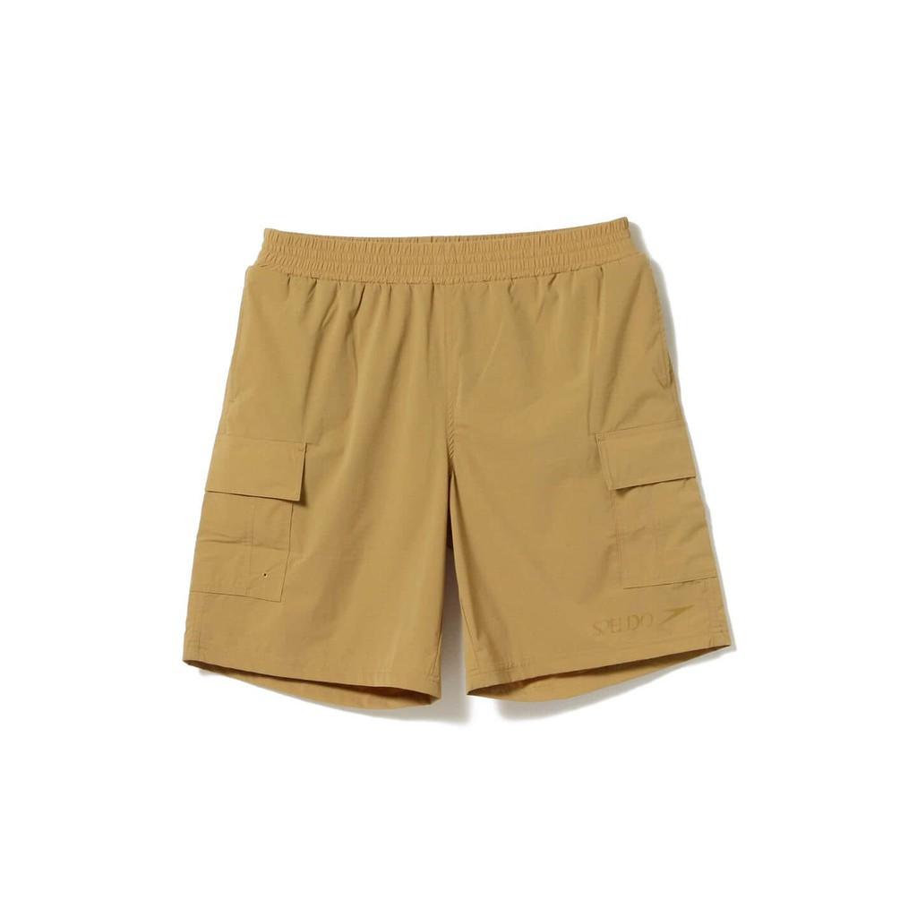 [ HUGE ]中原商圈 Speedo × BEAMS Shorts 短褲 休閒短褲 工裝褲 工作褲