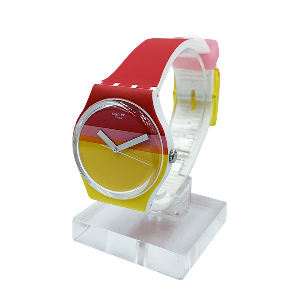 Swatch ROUG'HEURE 腕錶 手錶 GW198