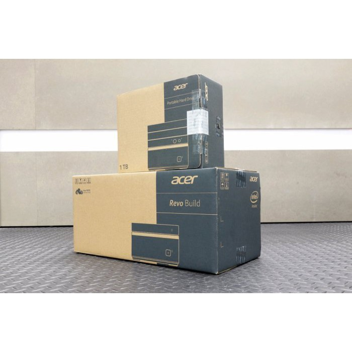 Acer M1-601 intel N3050 2G 32GB 主機 + 1TB硬碟