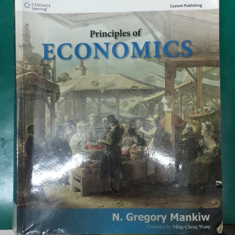 Principles of Economics 近9成新