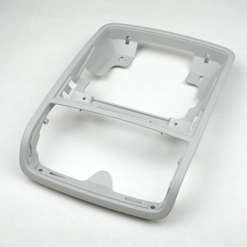 適用於 Jette Golf 6 MK6 tiguan 精湛的閱讀燈盒眼鏡盒眼鏡盒支架灰色