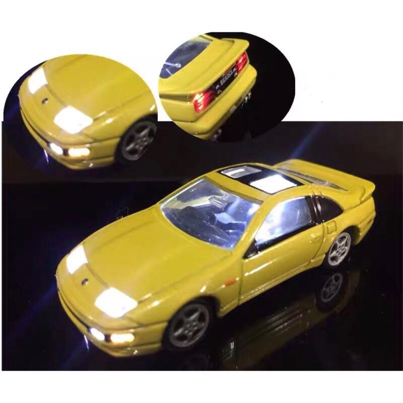 Tomica Premium 09 Nissan FAIRLADY Z 300ZX Twin Turbo發光特別版