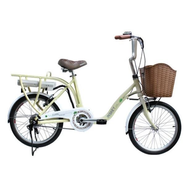 《英仕奇》ELB-20S鋰電版電動輔助自行車《新店美利達旗艦店》